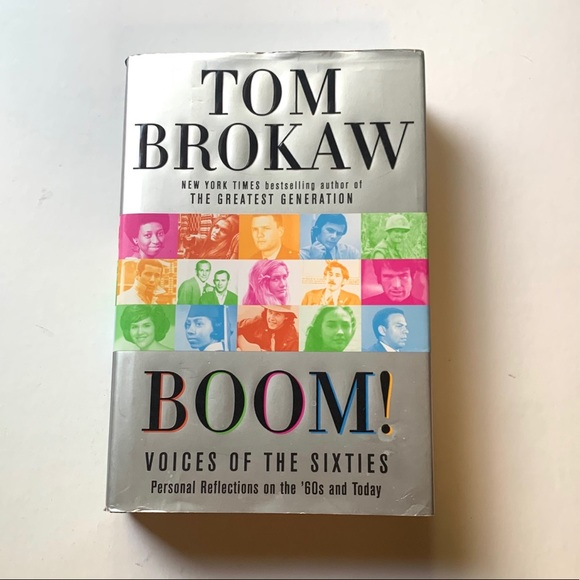 VinTage BOOM! Voices Of The Sixties Tom Brokaw